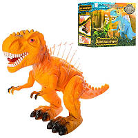 Интерактивная игрушка динозавр 3321
