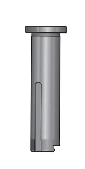 Направляющая открытого типа, серия ТОР85, станция А.