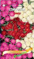"""Семена цветов Гомфрена смесь, однолетнее 0.1 г, """"Елітсортнасіння"""", Украина, серія """"З любов'ю"""""""