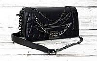 Стильная сумка Шанель бой с цепями!