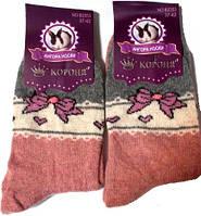 Носки женские теплые Ангора размер 37-42