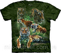 Футболка The Mountain - Jungle Tigers - 2012