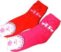Носки женские теплые хлопковые на махре размер 37-42