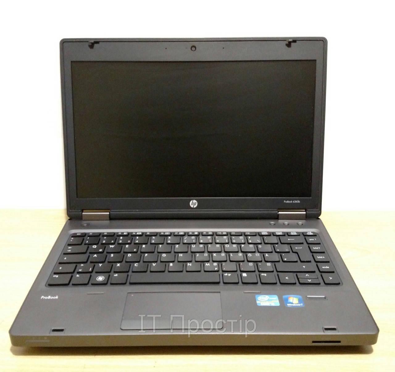 Ноутбук HP ProBook 6360b/13