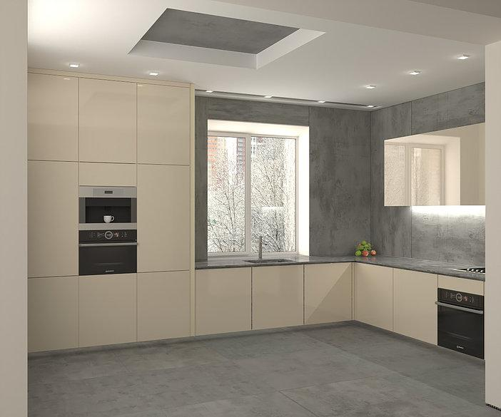 Кухня Mirror