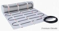 Нагревательный мат DH (кабель с сеткой) DH 1,0 m² 150W