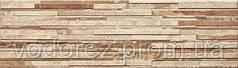 Фасадная плитка для стен Cerrad ZEBRINA BEIGE 600x175x9