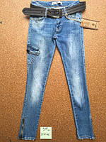 Весенне-летние джинсы Турция по лучшей цене! 0109 mav (25-30, 6 ед.) Jijoys
