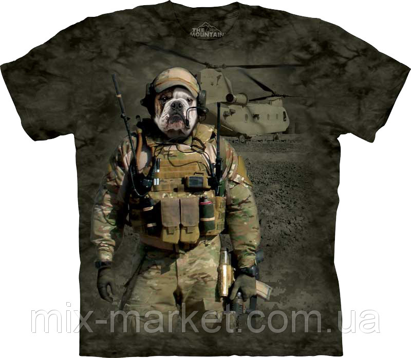 Футболка The Mountain - JTAC Wardog - 2012