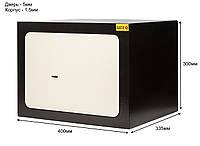 Сейф мебельный СПК-30 для дома, офиса