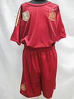 Форма футбольная Сборной Испании