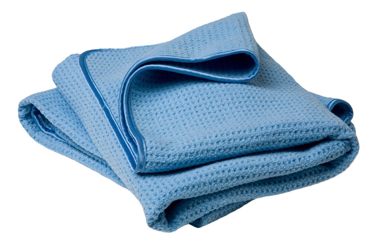 Набор полотенец вафельных для сушки - Flexipads Drying Wonder 75х60 см. 2 шт. синий (40525)