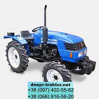 Трактор DONGFENG DF244D(24 л.с., 4х4, новый дизайн)