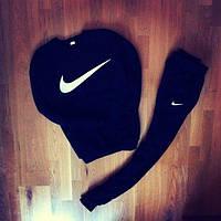 Спортивный костюм Nike, найк черный