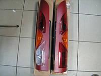Фонарь задний Renault Kangoo 97-01 1 дверь, комплект правый+левый