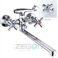 Смеситель для ванны Zegor T61-DFR-B725