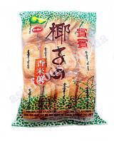 Крекер рисовый с КОКОСОВЫМ МОЛОКОМ Bin-bin 150 г (20 шт), фото 1