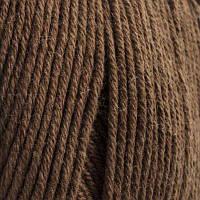 Пряжа Mondial Cotton Soft Коричневый