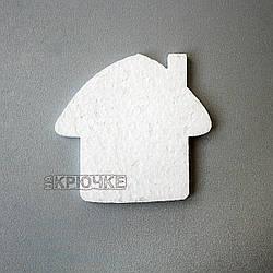 Пенопластовая заготовка дом, 150 мм
