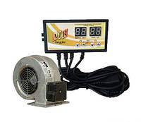 Комплект автоматики MRT-AIR logic и вентилятор М+М WPA 120