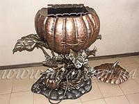 Мангал-барбекю кованый «Тыква» арт.man.17