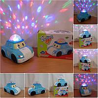 Музыкальная машинка Робокар Поли | «Cartoon Car»