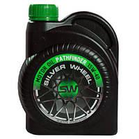 Моторное масло Silver Wheel PATHFINDER 15w40 1л CH-4/SL ЗЕЛЕНЫЙ