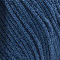 Пряжа Mondial Cotton Soft Синий