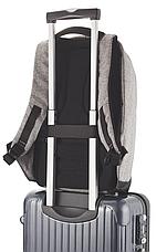 Рюкзак антивор Bobby - Серый, фото 2