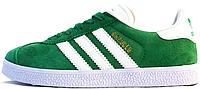 Мужские кроссовки Adidas Gazelle OG Green