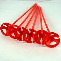 Палочка с держателем для шарика красная 1302-3017