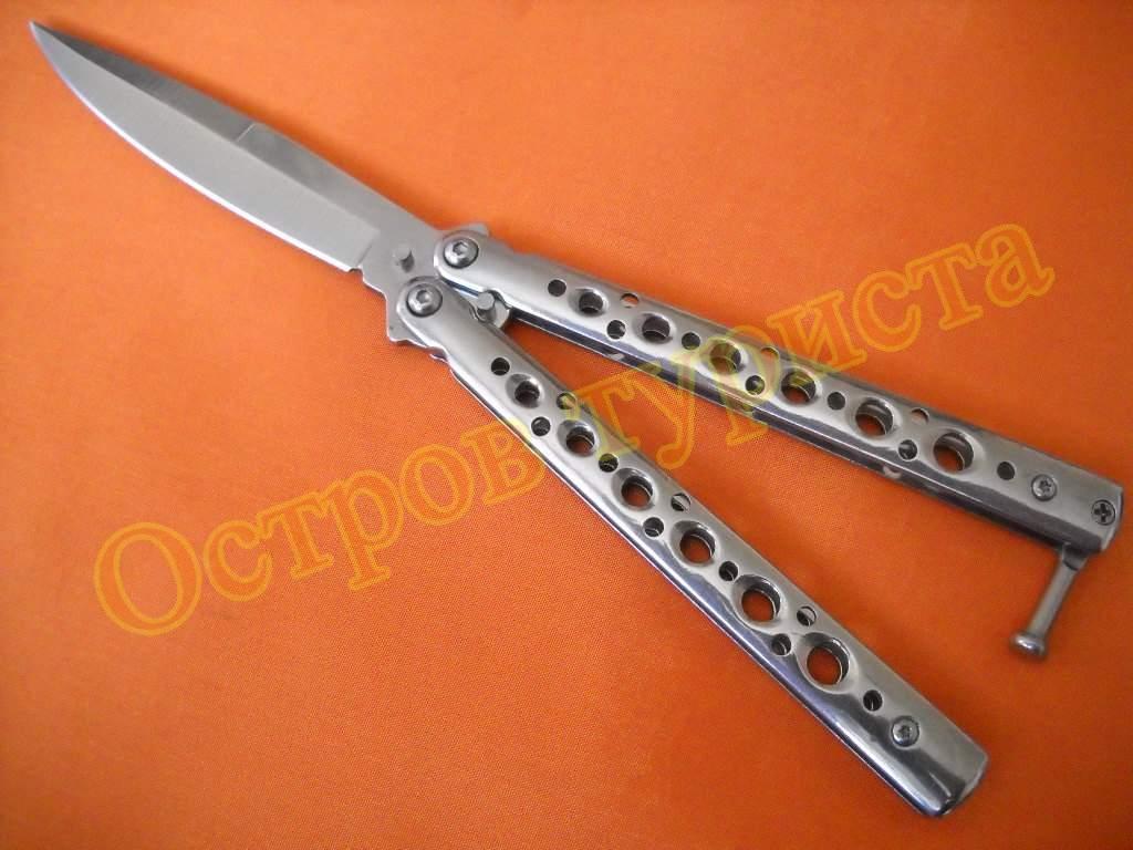 Нож балисонг Y01
