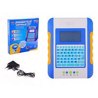 """Детский обучающий русско-английский """" Планшетный компьютер """" с цветным экраном Joy Toy 7221"""