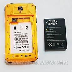 Смартфон Land Rover Discovery V12 IP56 Orange ' 4, фото 2