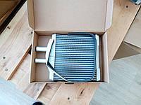 Радиатор печки Chevrolet Lacetti (алюминиевый)