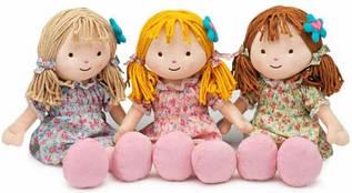 М'які ляльки