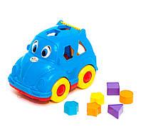 Детский Микроавтобус Сортер 195 Opion, Детская Игрушка микроавтобус 195
