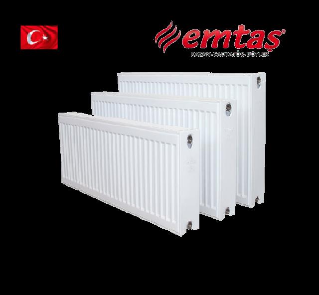 Стальные радиаторы EMTAS