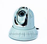 Камера видеонаблюдения купольная с ИК-подсветкой ZK-331 CD