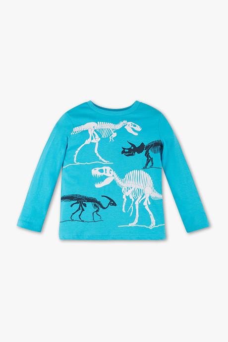 Дитячі реглани з динозавром на хлопчика 3-4 роки C&A Німеччина Розмір 104