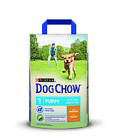 Purina Dog Chow Puppy 2,5кг-корм для щенков всех пород с курицей