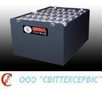 "Аккумуляторная батарея 2х40V5PzS400Ah ""Elhim-Iskra""JSC (Болгария)"
