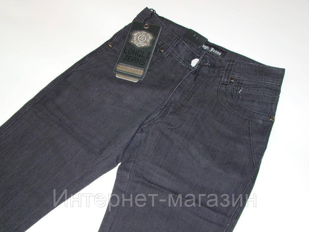 Джинсы мужские Longli Jeans (размеры 28-30) код 11004