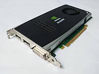 Видеокарта Quadro FX1800, 768МБ DDR3 (192бит)