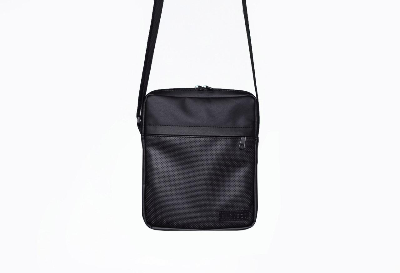 Мессенджер Harvest Eco Leather Black