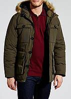 Мужская подростковая зимняя куртка парка Easy