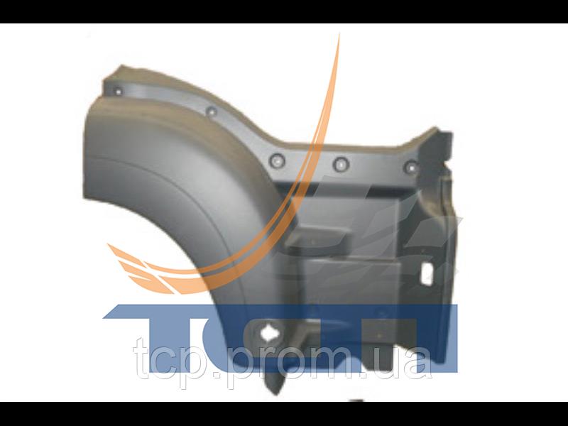 Подножка правая MAN TGA L-LX 2000-2008 T330004 ТСП