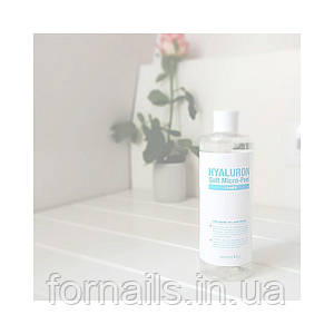 Secret Key Hyaluron Soft Micro-Peel Toner, Гиалуроновый тонер 203
