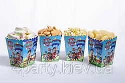 Коробочка для сладостей Щенячий Патруль 5 шт 290917-062