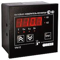 ТРМ12. Измеритель ПИД-регулятор для управления задвижками